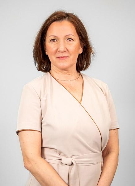 Kuksando mokytoja - masažuotoja Janina Grigalė